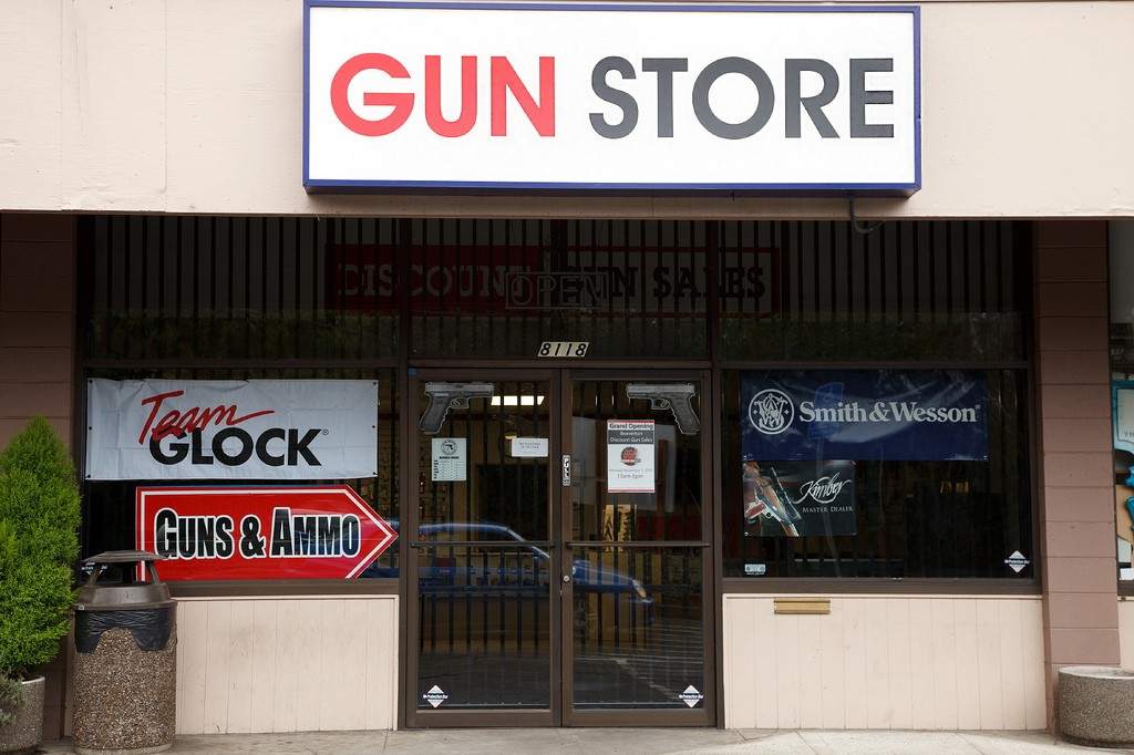 実銃 購入