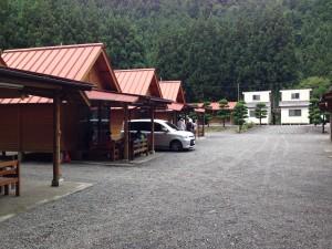 奈良県天川村キャンプ場